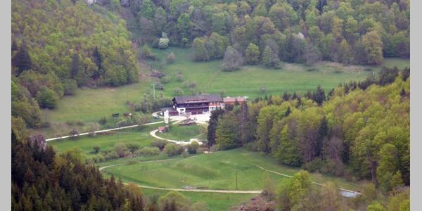 Jägerhaus.