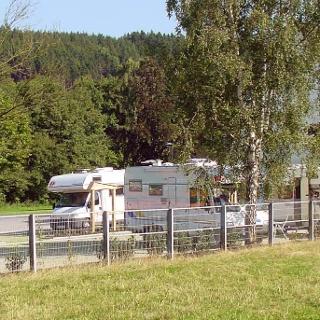 Wohnmobilhafen Bad Wünnenberg