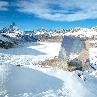 Die neue Monte Rosa Hütte