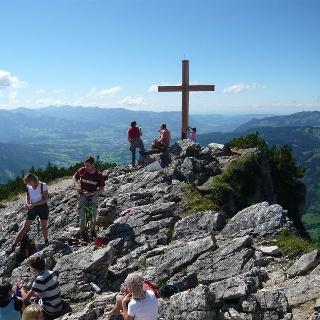 Iseler Gipfel