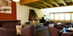 Sonnenhaus Wohnzimmer.