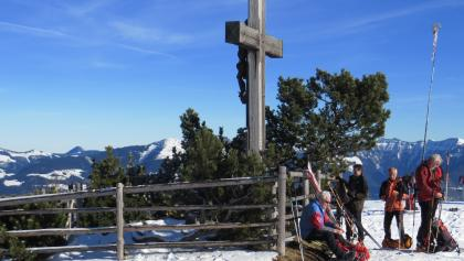 Rossfeld-Gipfel