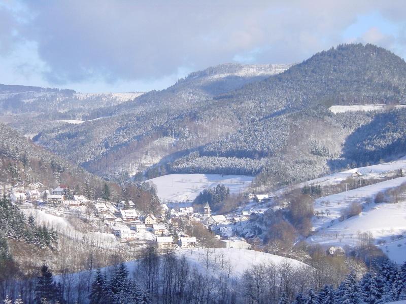 Bad Peterstal-Griesbach / Winterwandertour rund um Bad Peterstal