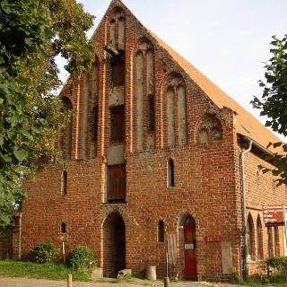 Die ehemalige Brauerei des Klosters Himmelpfort.
