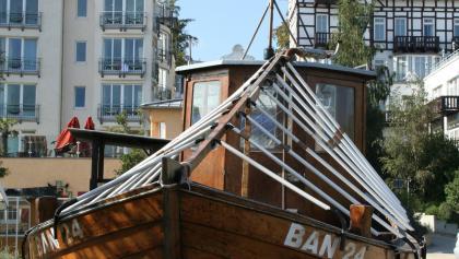 Bansin ist eines der drei Kaiserbäder an der Ostseeküste auf Usedom.