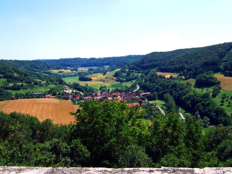Bächlingen im Jagsttal.  - @ Autor: Heinz Obinger  - © Quelle: GPSconcept