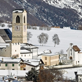 UNESCO Welterbe Kloster St. Johann in Müstair