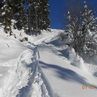 Top 10 Ski Touring Routes In Wertach