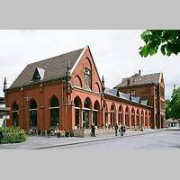 Bahnhof Außenansicht