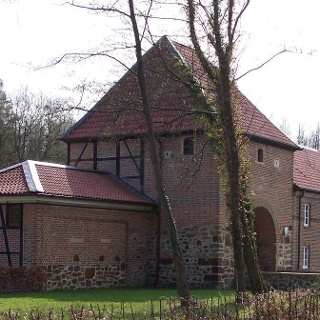 Das Schloss Sythen