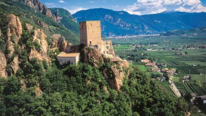 Blick auf die Burg Neuhaus.
