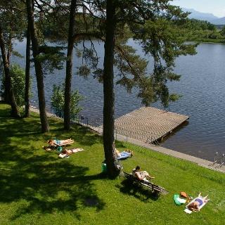 Seebad, Abtsdorfer See