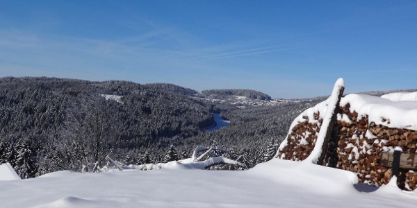 Winter-Wonderland 2 - kurz vor Rettenbach
