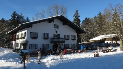 "Das Gasthaus ""Forsthaus Adlgaß"""