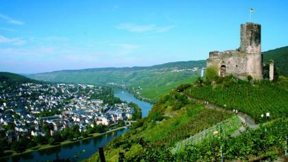 Burgruine Landshut bei Bernkastel