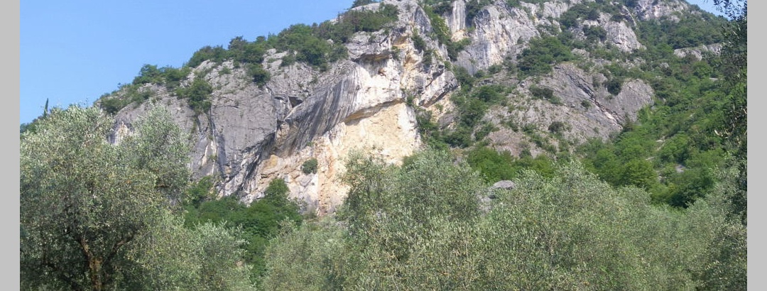 Die Ostwand und der Südgrat des Monte Baone