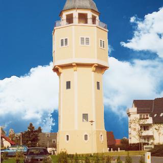 Wasserturm Oberplanitz
