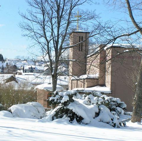 Winterwanderweg Schömberg