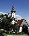 Eine hübsche Kirche.  - @ Autor: Gemeinde Oy-Mittelberg  - © Quelle: Outdooractive Redaktion