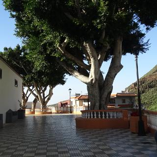 Kirchplatz Tamaimo