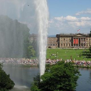 Schloss Wilhelmshöhe bei Kassel