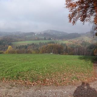 Blick vom Leibelberg nach Brennberg