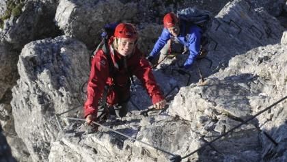 Klettersteig Rakousko : Die schönsten klettersteige in den stubaier alpen