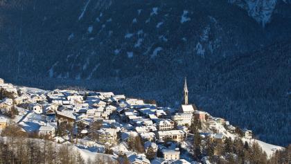 Das Dorf Sent