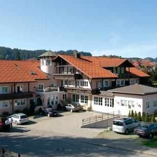 Hotel complex Alpenkönig