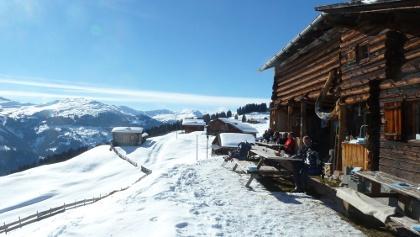 Startpunkt Bodähütte