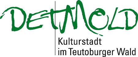 Logotipo Stadt Detmold Tourist Information