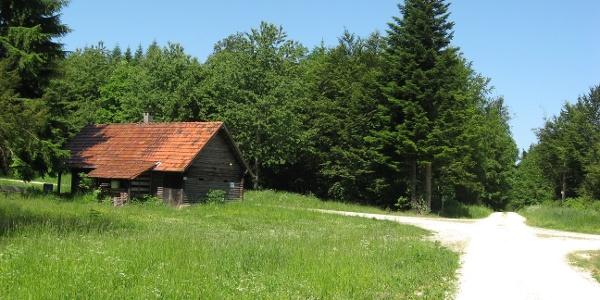 Gehrenhütte