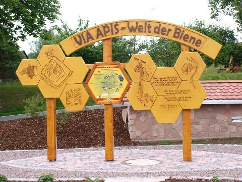 Bienenlehrpfad Holzschalg