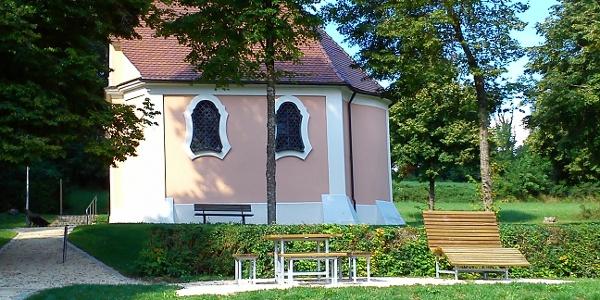 Rastplatz bei Zöschingen