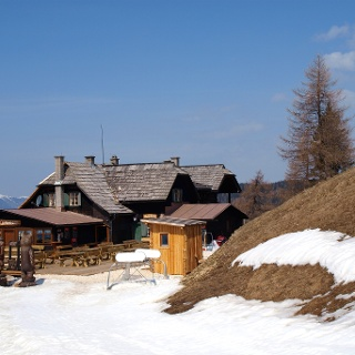 Pöllingerhütte 1656m