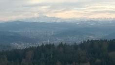 Blick nach Winterthur