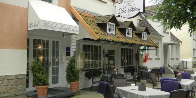 Teutonia Hotel Restaurant Horn Bad Meinberg
