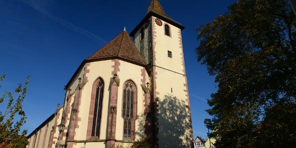 Neubulacher Kirche