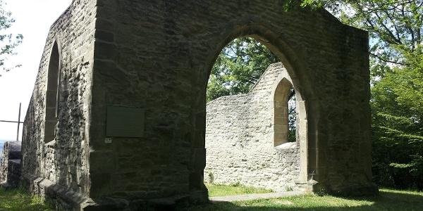 Ruine der Kunigundenkapelle