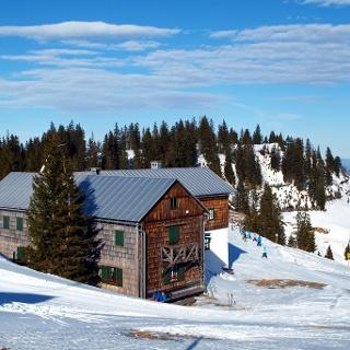 Sepp-Huber-Hütte 1506m