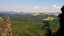 Kleine Klettersteigtour zur Häntzschelstiege in der Sächsischen Schweiz