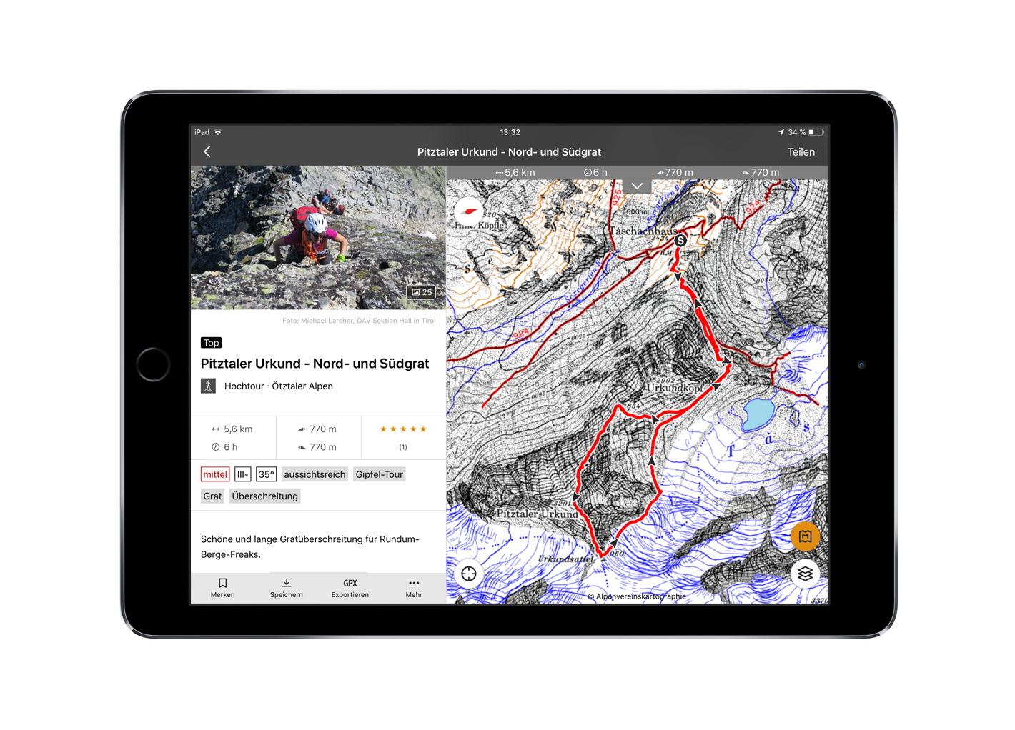 GPS Tracks aufzeichnen