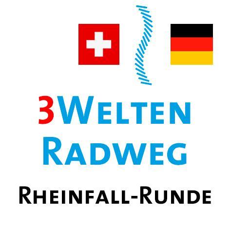 3Welten-Radweg / Rheinfall-Runde