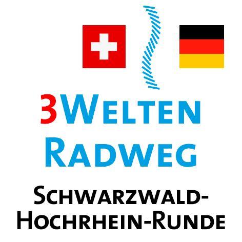 3Welten-Radweg / Schwarzwald - Hochrhein-Runde