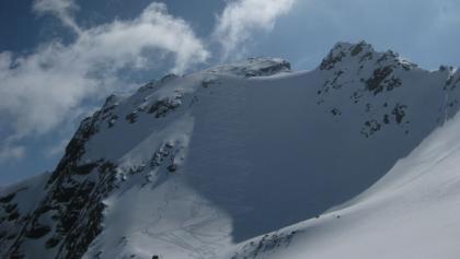 Gleirscher Fernerkogel Gipfelhang