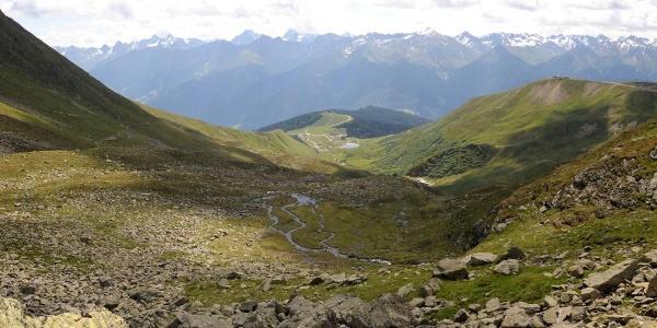 Lausbachtal gegen Ötztaler