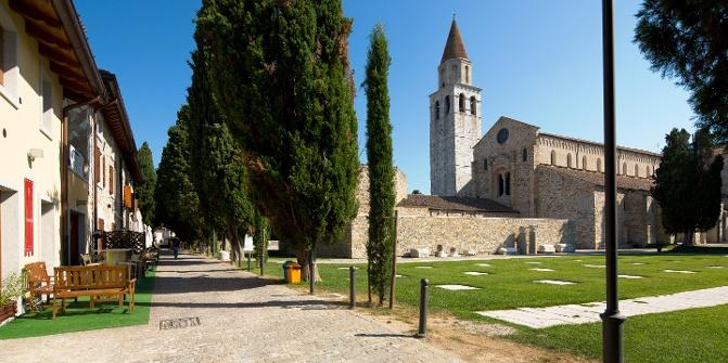Aquileia sito storico outdooractive italia for Sito storico
