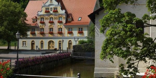 Königsbronner Rathaus