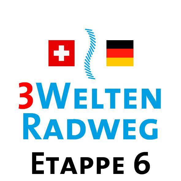 3Welten-Radweg  Etappe 6