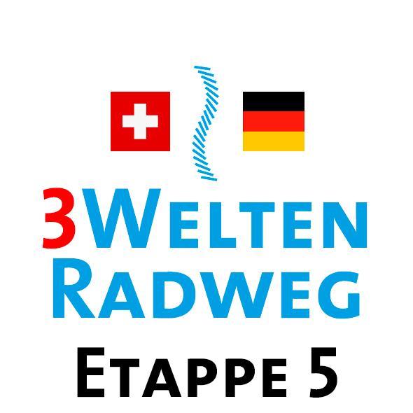 3Welten-Radweg  Etappe 5